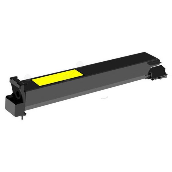 Original Konica Minolta 8938510 / TN210Y Toner gelb