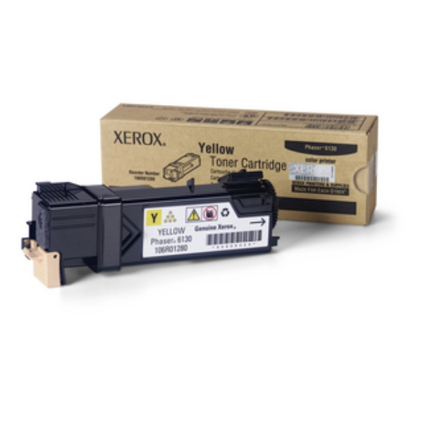 Original Xerox 106R01280 Toner yellow