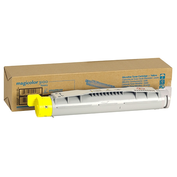 Original Konica Minolta 9960A1710490002 Toner gelb