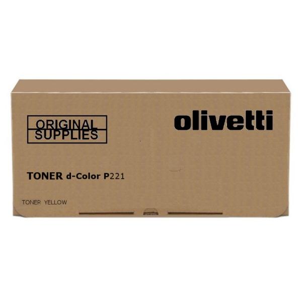 Original Olivetti B0764 Toner gelb