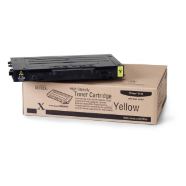 Original Xerox 106R00682 Toner gelb
