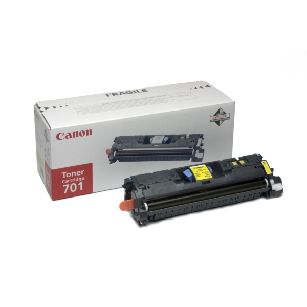 Original Canon 9284A003 / 701Y Toner yellow
