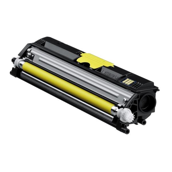 Original Konica Minolta A0V306H Toner gelb