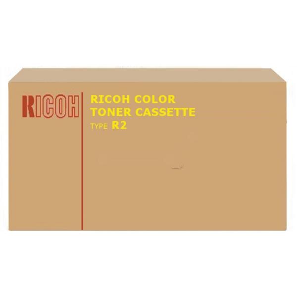 Original Ricoh 888345 / TYPER2 Toner gelb