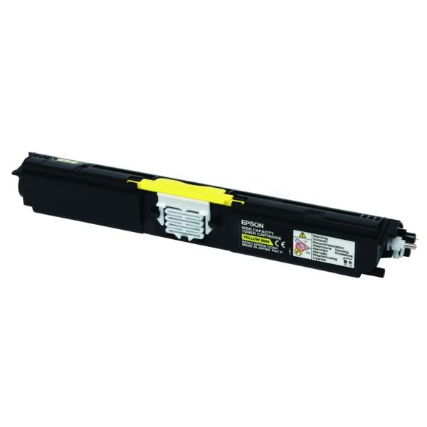 Original Epson C13S050554 / 0554 Toner gelb