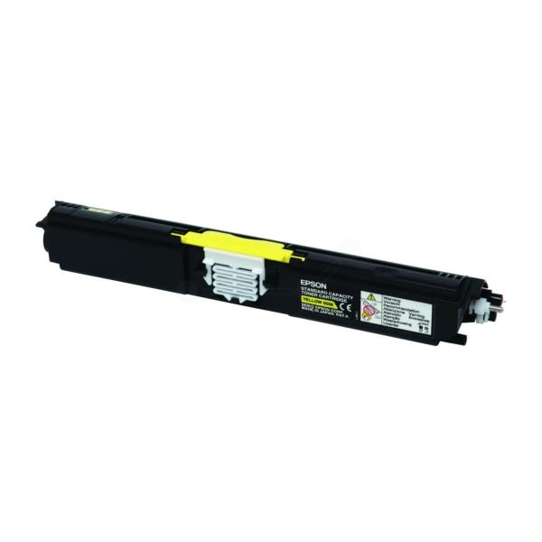 Original Epson C13S050558 / 0558 Toner gelb