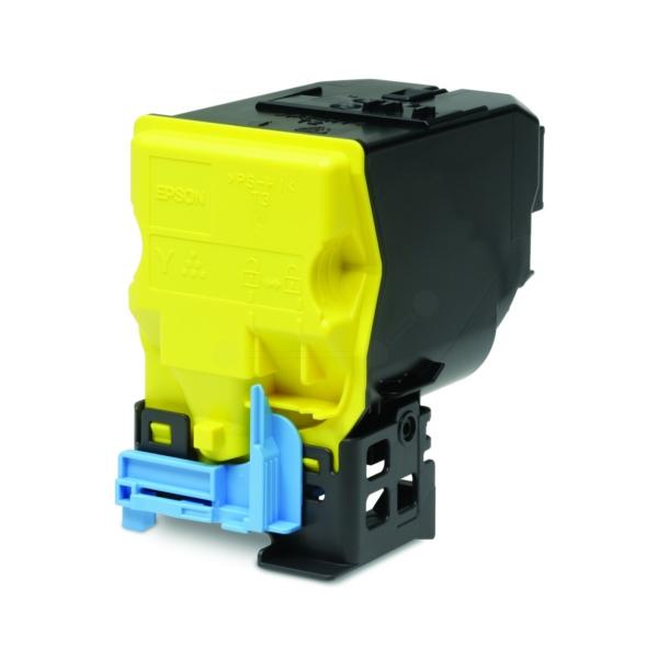 Original Epson C13S050590 / S050590 Toner gelb