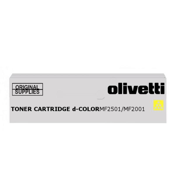 Original Olivetti B0993 Toner gelb