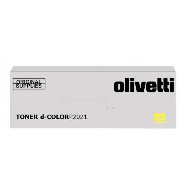 Original Olivetti B0951 Toner gelb