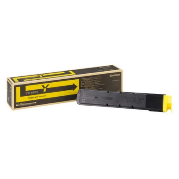 Original Kyocera 1T02LCANL0 / TK8505Y Toner gelb