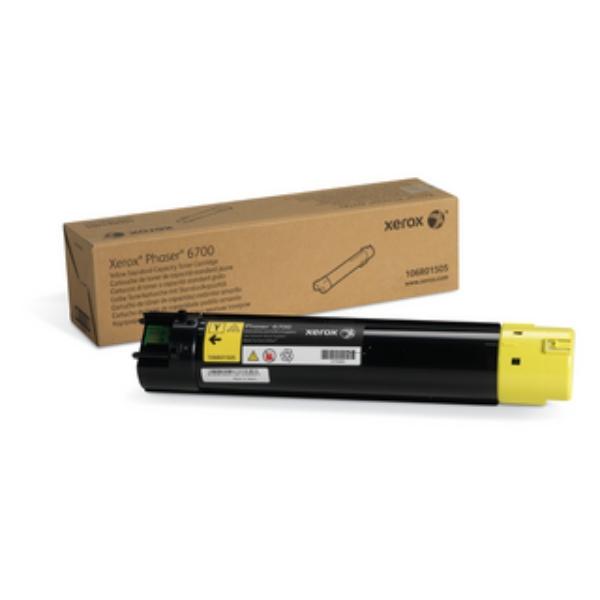 Original Xerox 106R01505 Toner gelb