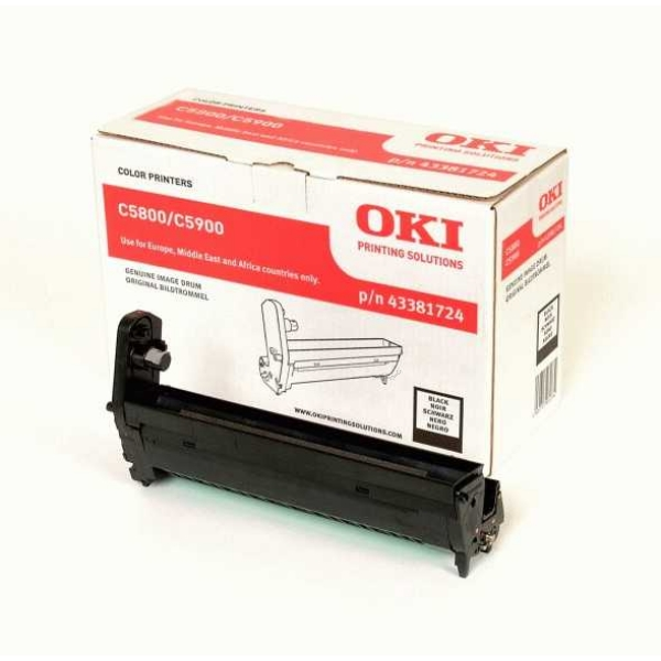 Original OKI 43381724 Trommel Kit