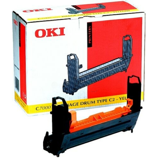 Original OKI 41962805 / TYPEC4 Trommel Kit