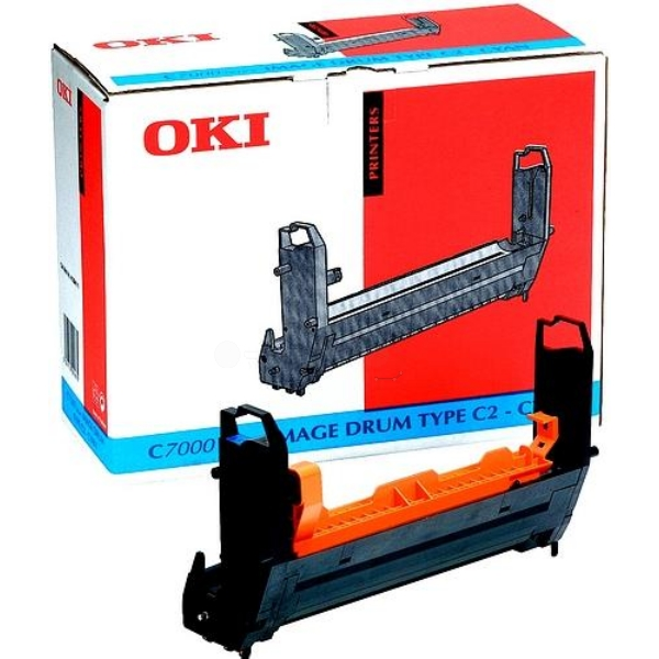 Original OKI 41962807 / TYPEC4 Trommel Kit