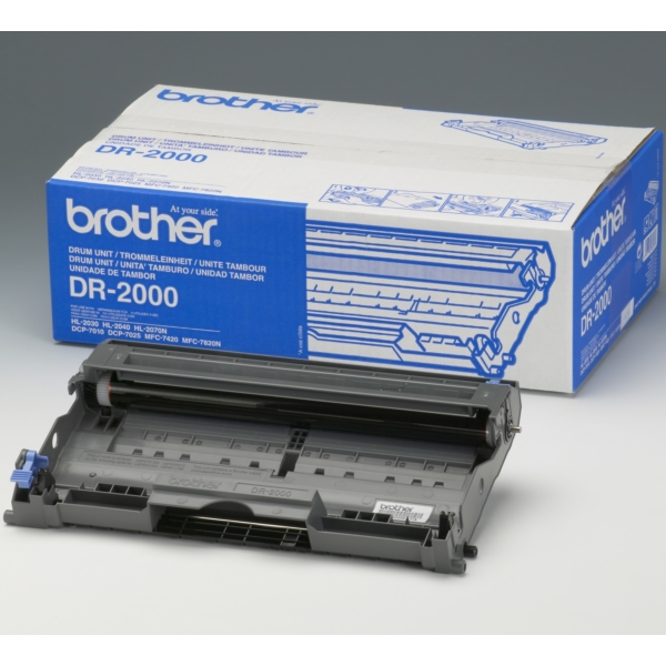 Original Brother DR2000 Trommel Kit