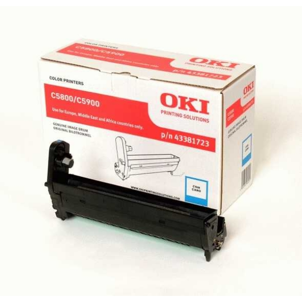 Original OKI 43381723 Trommel Kit