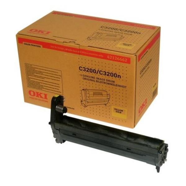 Original OKI 42126662 Trommel Kit