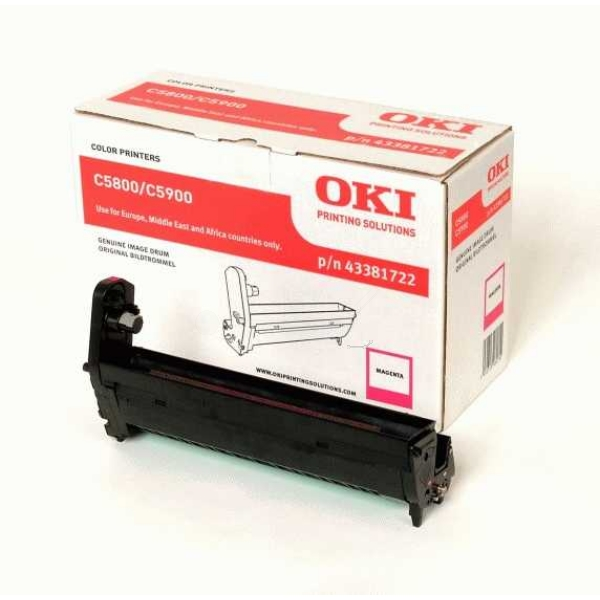 Original OKI 43381722 Kit tambour