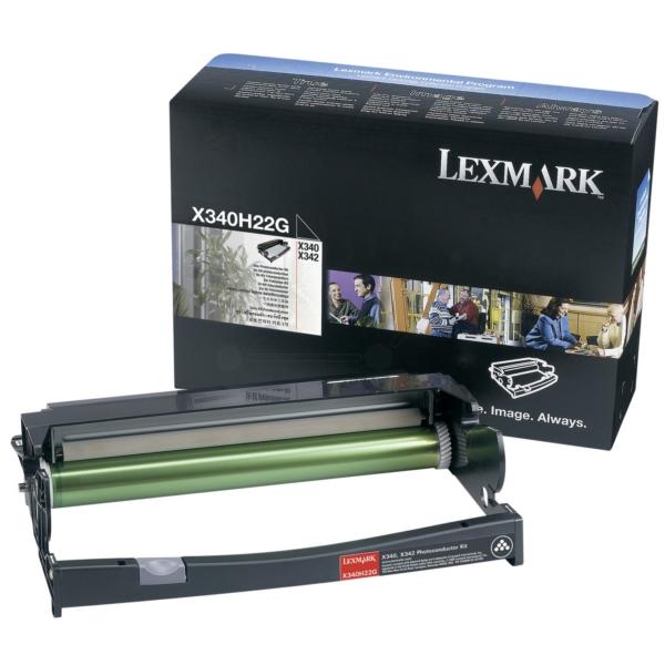 Original Lexmark X340H22G Trommel Kit