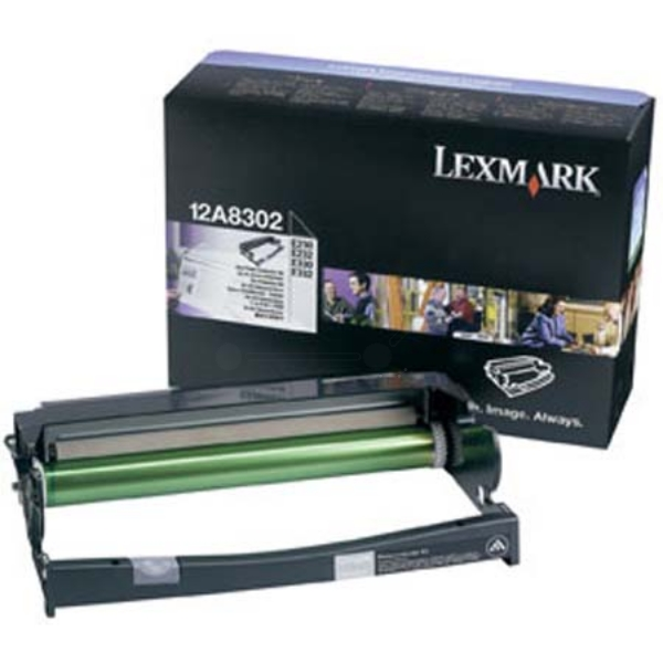 Original Lexmark 12A8302 Trommel Kit