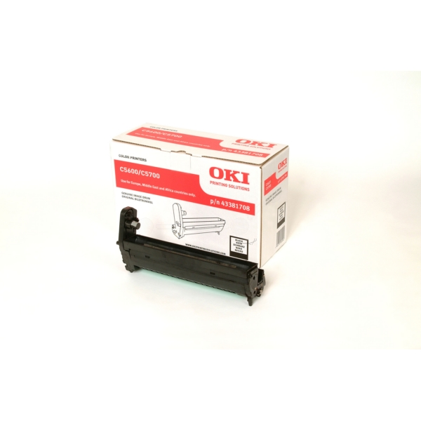 Original OKI 43381708 Trommel Kit