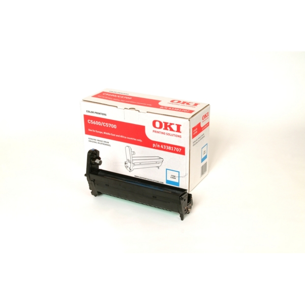 Original OKI 43381707 Trommel Kit