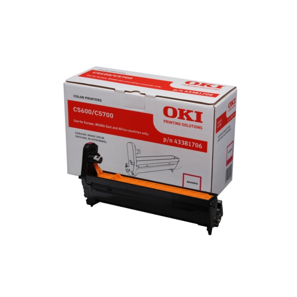 Original OKI 43381706 Trommel Kit