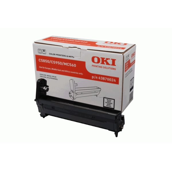 Original OKI 43870024 Trommel Kit