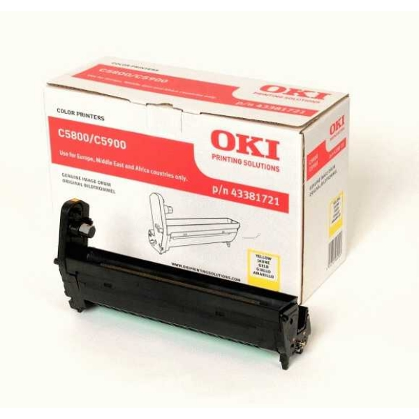 Original OKI 43381721 Trommel Kit