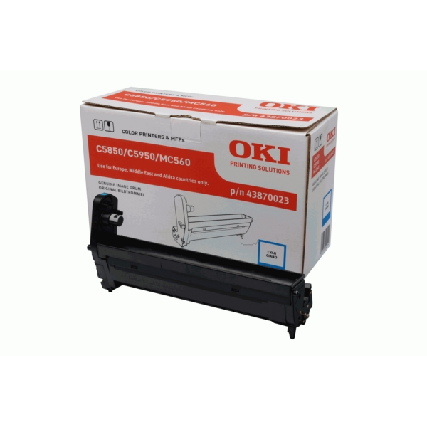 Original OKI 43870023 Trommel Kit