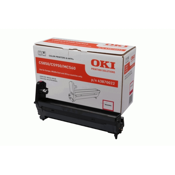 Original OKI 43870022 Trommel Kit