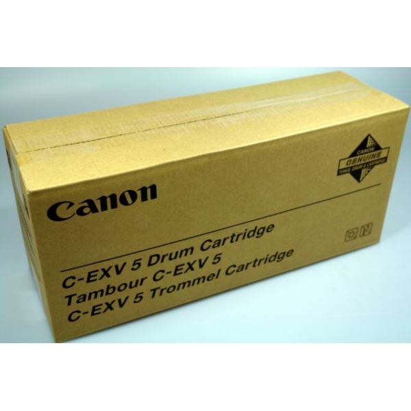Original Canon 6837A003 / CEXV5 drum Kit