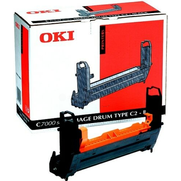 Origineel OKI 41962808 / TYPEC4 drum Kit