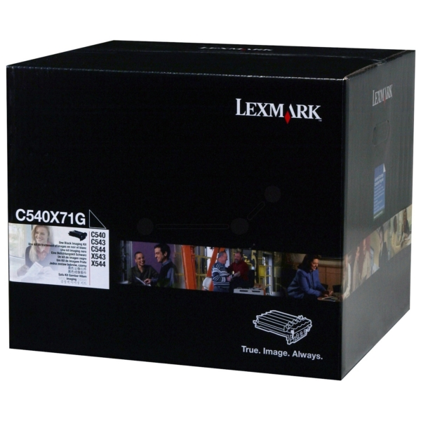 Original Lexmark C540X71G drum kit