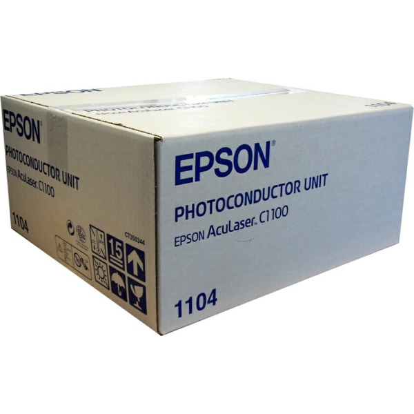 Original Epson C13S051104 / 1104 drum kit