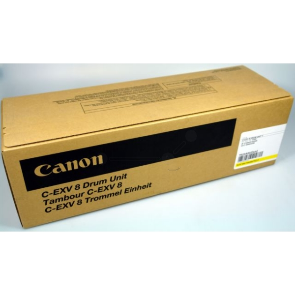Original Canon 7622A002 / CEXV8 drum Kit