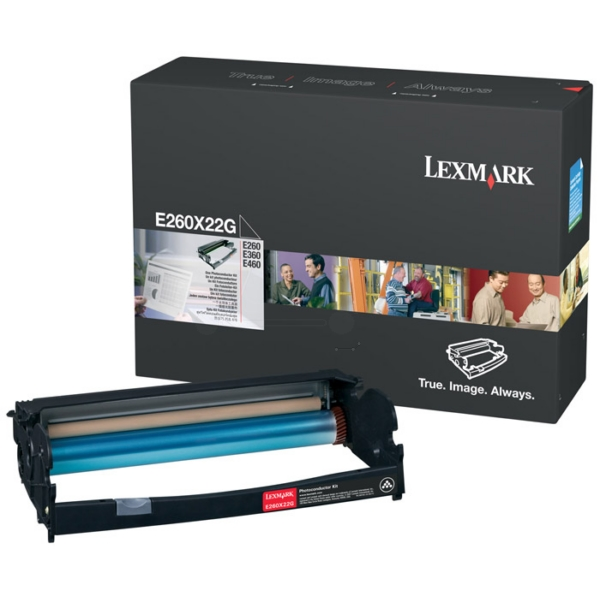 Original Lexmark E260X22G drum kit