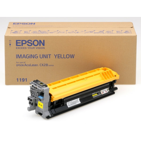 Original Epson C13S051191 / 1191 Trommel Kit