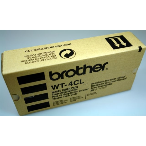 Original Brother WT4CL Resttonerbehälter