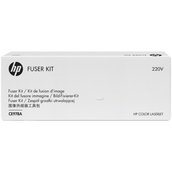 Original HP CE978A Fuser Kit