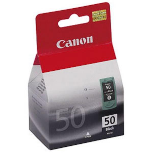 Original Canon 0616B001 / PG50 Druckkopf schwarz