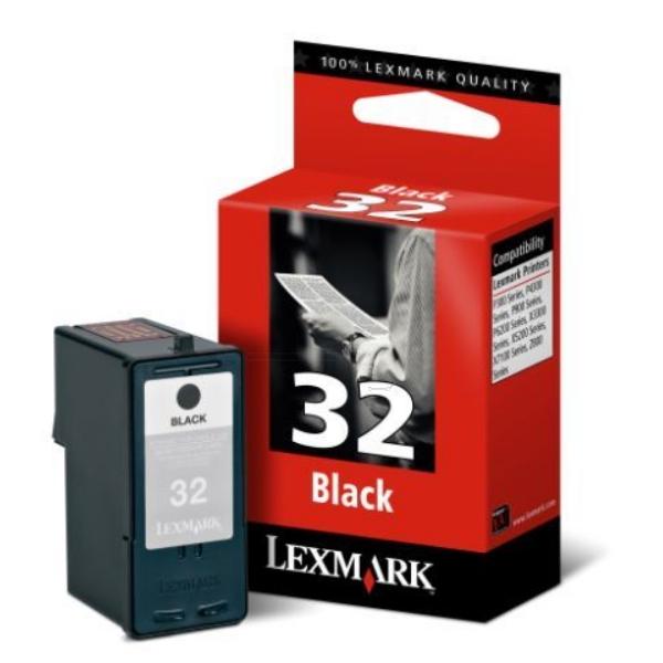Original Lexmark 18C0032E / 32 Druckkopf schwarz