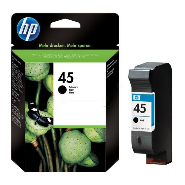 Originale HP 51645AE / 45 Testina di stampa nero