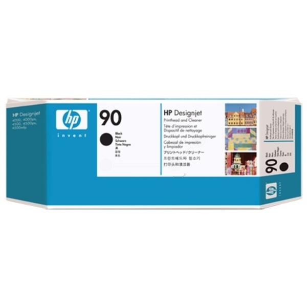 Original HP C5054A / 90 Printhead black