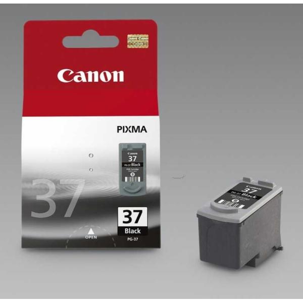 Original Canon 2145B001 / PG37 Druckkopf schwarz