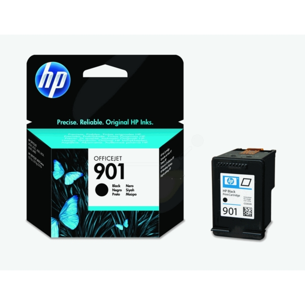 Original HP CC653AE / 901 Printhead black