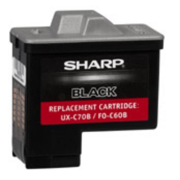 Original Sharp UXC70B Druckkopf schwarz