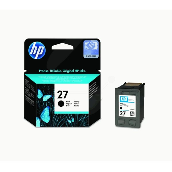 Original HP C8727AE / 27 Printhead black
