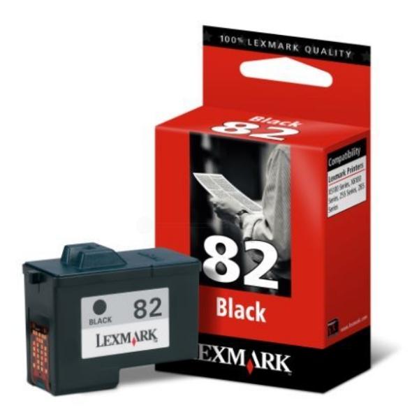 Original Lexmark 18L0032E / 82 Druckkopf schwarz