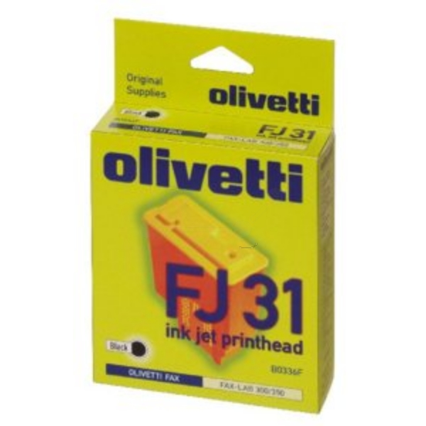 Original Olivetti B0336 / FJ31 Printhead black